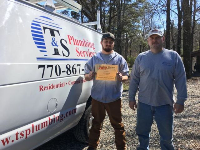 your local plumbers in winder ga