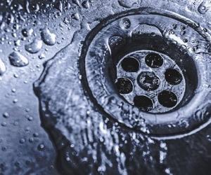 sink+drain